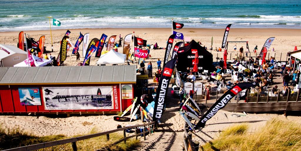 Quiksilver Domburg Classic Sportshop Domburg - golfsurfen Zeeland 2014 Surf and go Sportshop Domburg