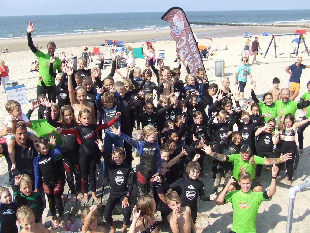 Groepsactiviteiten Sportshop Domburg golfsurfen zeeland