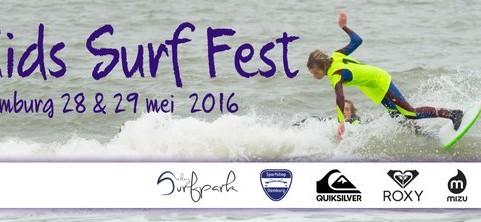 Kids Surf Fest 2016